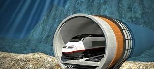 Helsinki-Tallinn: Angry-Birds-Macher will längsten Tunnel der Welt bauen - DER SPIEGEL - Wirtschaft