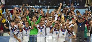 Weltmeister - und dann? Die Tops und Flops des WM-Kaders