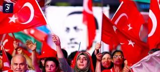 Nach Kritik an Erdogan: AKP-Lobbyist: Deutschland in präfaschistischer Phase