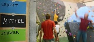 Bouldern: die Basics   Detektor.fm