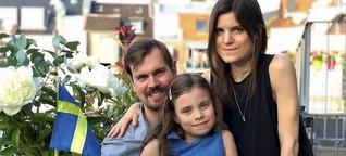 Schwedische Familie in Köln: WM mit Köttbullar und Heringen