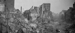 Als der Bremer Westen in Trümmern lag