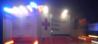 Hunderte Notarzt-Ausfälle in Franken: Was passiert, wenn Sanitäter auf sich gestellt sind?