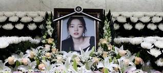 Nach Suiziden im K-Pop: Wenn eine Gesellschaft tödlich ist