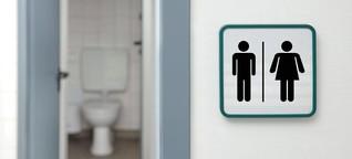 Unisex-Toiletten in Karlsruhe: Am KIT verschwand sie wieder