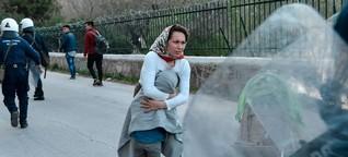 Geflüchtete auf Lesbos: Allein gelassen