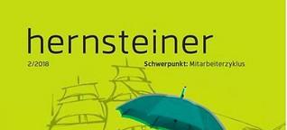 hernsteiner (Kundenmagazin) 2-2018
