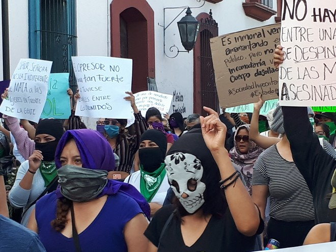 Mexiko soll still stehen