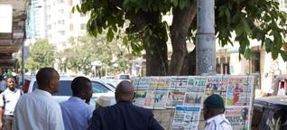 Afrika: Frieden durch guten Journalismus?