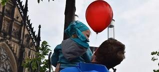 KATHOLIKENTAG: Himmelfahrt mit Kinderaugen