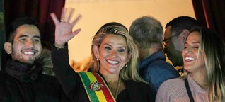 Bolivien nach Morales' Rücktritt: Senatorin wird Interimspräsidentin