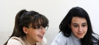 Nahostkonflikt: Schüler begegnen sich beim Programmieren in Jerusalem