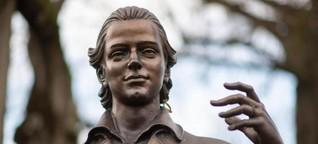 Radikal, genial, geisteskrank - 250 Jahre Friedrich Hölderlin