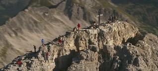 Bergsturz – Die Alpen in Bewegung, am 21.3.2020 in Planet Wissen | ARD Alpha