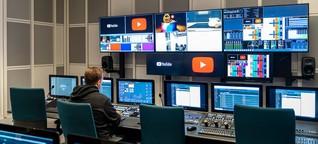Neues Youtube-Quartier in Berlin-Mitte eröffnet