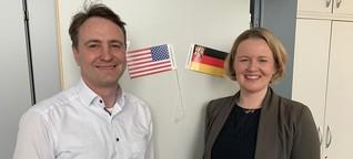Biden vs. Sanders: Wie sehen US-Demokraten in Deutschland die Vorwahl?
