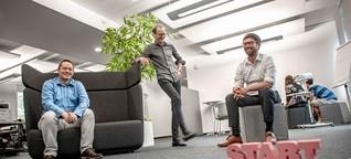 Start-up Blickfeld: Von den Großen gesehen werden - WELT