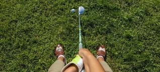 Golfsport: So sparen Sie beim Einstieg viel Geld - WELT