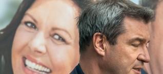 Landtagswahl in Bayern - Frauen als Zünglein an der Waage