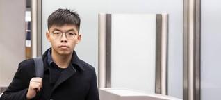 "Joshua Wong: ""Unfree Speech"" - Halb Memoir, halb Manifest"