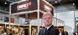 """""""Compact"""": Das Magazin, das jetzt auch der Verfassungsschutz liest"""