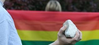 Heimlich lieben? Diskriminierung Homosexueller