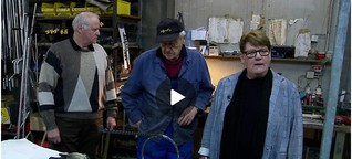 Serie: Arbeit trotz Rente - Arbeiten 65 +