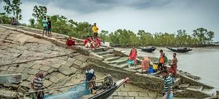 Indien - Der Fluch der Garnelen