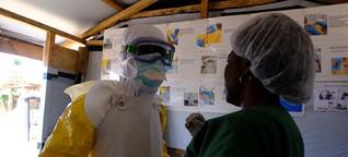 """""""Ärzte ohne Grenzen"""" über Epidemien im globalen Süden"""
