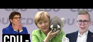 Song: Oh Gott, diese CDU! | extra 3 | NDR