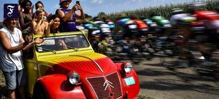 Radrennen in Corona-Krise: Warum die Tour de France weiter auf Zeit spielt