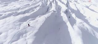 Mit Kunstschnee gegen Gletscher-Schmelze? - Servus TV