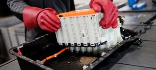Das Rennen um die Batterie der Zukunft - DER SPIEGEL - Wissenschaft