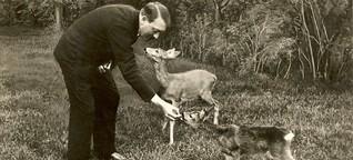 Wie Nazis Tiere für ihre Propaganda einsetzten