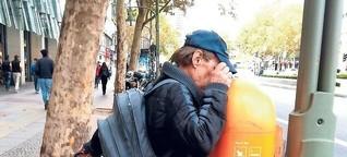 """""""Ein Rettungsschirm für die Ärmsten"""""""