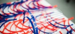Wie 3D-Drucker jetzt beim Mangel an Masken helfen können