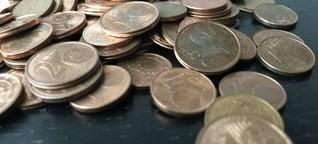 EU will Cent abschaffen: Gibt's bald kein Bargeld mehr?