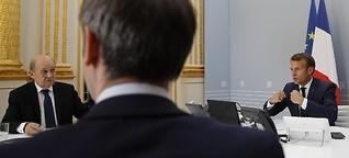 """""""Frankreich durchlebt ein nationales Trauma"""""""