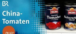 Tomaten aus China: Wie sinnvoll sind globale Lebensmittelimporte? | quer vom BR