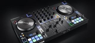 Native Instruments: Der Digital-DJ-Controller Traktor KONTROL S3 im Test (12/19)