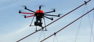 """Drohnen: """"Es ist dort oben keineswegs so grenzenlos wie in dem Lied"""""""