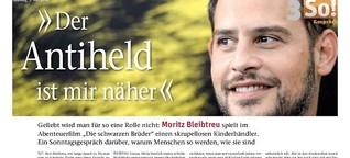 Moritz Bleibtreu über Dogmen und Moral