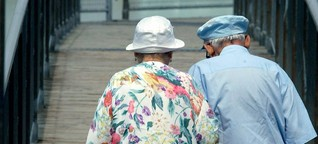 Corona-Krise: Rentner sorgen sich um Grundrente