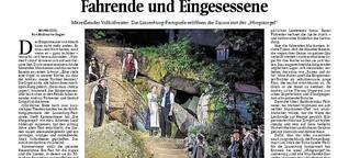 """""""Die Pfingstorgel"""": Ein Volksstück im besten Sinne"""