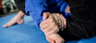 Selbstschutz - Rohe Gewalt als Antwort auf rohe Gewalt