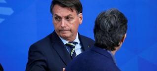 Brasilien: Bolsonaro ist kein Irrer