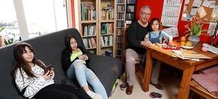 """Alleinerziehender Papa: """"Meine Kinder machen NICHTS für die Schule"""""""