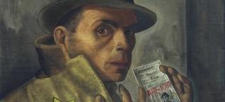 Vor 80 Jahren - Festnahme des Malers Felix Nussbaum