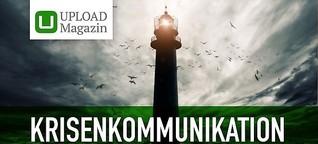 Krisenkommunikationwährend und nach derCoronakrise | UPLOAD Magazin