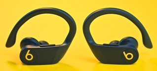 Powerbeats Pro im Test: Die Dampfklammer von Beats